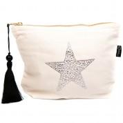 LTLBAG-Cream RS Clear Star