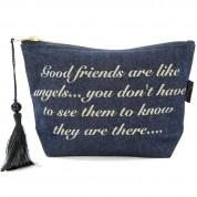 LTLBAG-Denim Good Friends