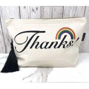 Rainbow Thanks Bag