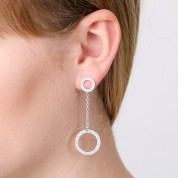 Crystal Wear Two Ways Earrings