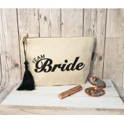 Personalised Team Bride Bag