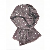 Scarf-Purple Stars