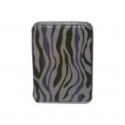 Zebra Compact Mirror Green