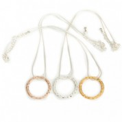 NHB-Single Ring Necklace