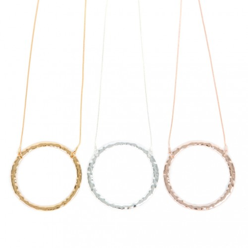 NHB-Large Ring Necklace