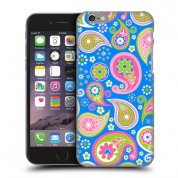 iPhone Blue Paisley