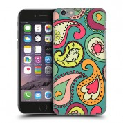 iPhone Green Big Paisley