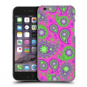 iPhone Green Paisley