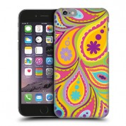 iPhone Lime Big Paisley